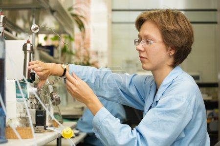 Scientist,laboratory 4