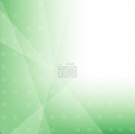 Illustration pour Fond vert. Illustration vectorielle - image libre de droit