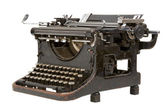 Old fashioned, vintage typewriter