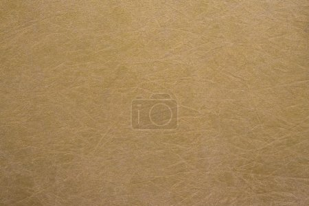Photo for Structure of a fabric of gold color - Royalty Free Image