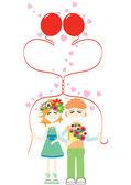 Enamoured in Valentine`s day