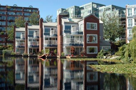 Condominium Pond