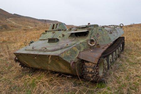 véhicule de combat d'infanterie mécanisé