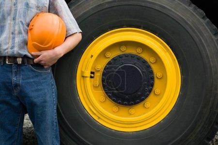 Driver & wheel