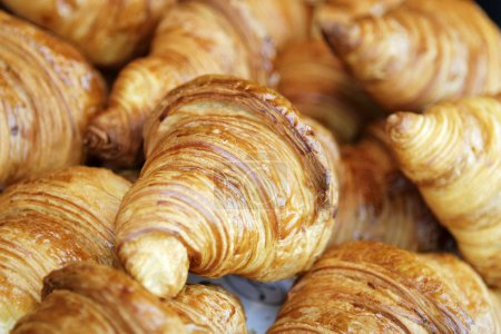 Photo for Fresh and tasty Croissant - Royalty Free Image