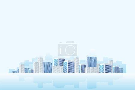 Photo pour Ville d'affaires - image libre de droit