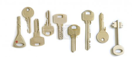 Photo for Many keys - Royalty Free Image