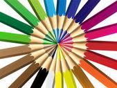 Vektorové ilustrace pastelka