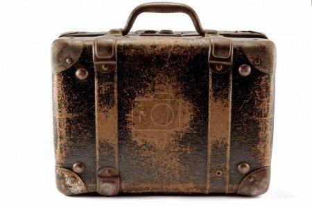 Old suit-case