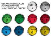 Redcon tlačítka