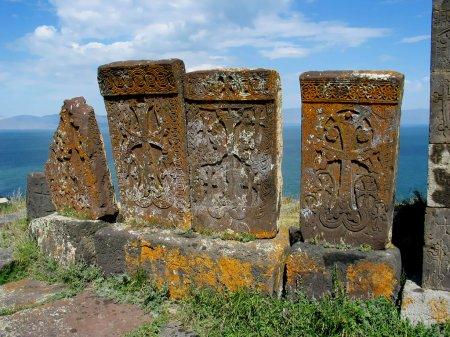 Medieval cross stone,armenia