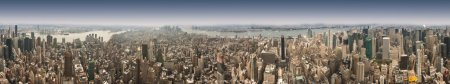 Photo for New York City 360 degree panorama - Royalty Free Image