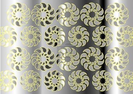 Silk silver