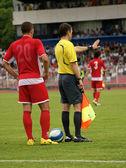 Soccer official
