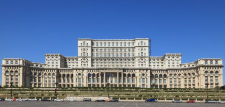 Palace of the Parliament,Bucharest