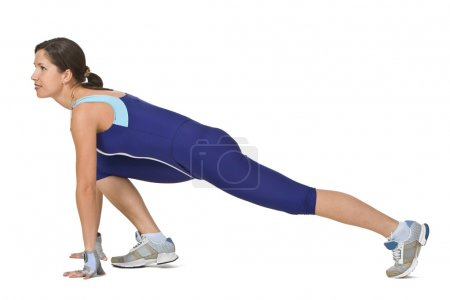 The lunge
