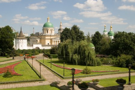 The Sacred -Danilovsky monastery