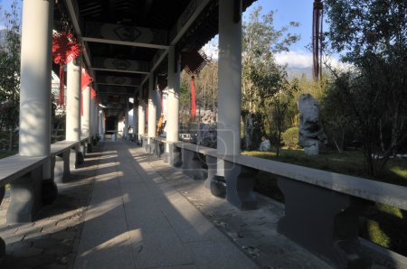 China gallery garden