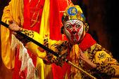 Čína opery opičí král