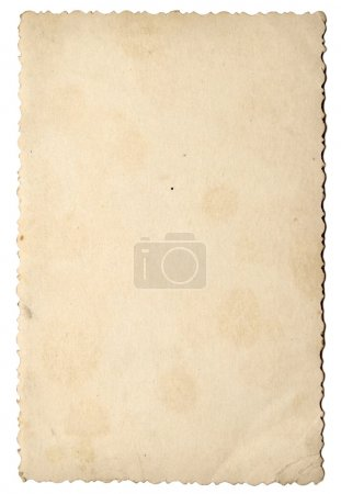 Old photo paper texture