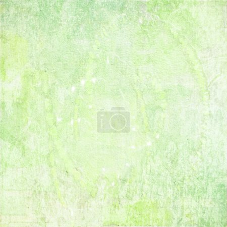 Grunge green background