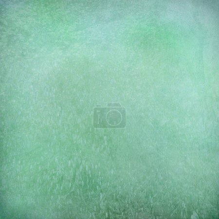 Misty sea blue background