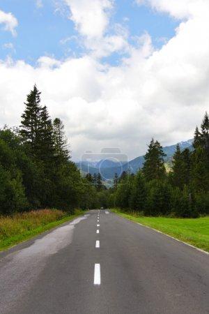 Photo pour Route - image libre de droit