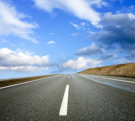 Photo for Speed road - Royalty Free Image