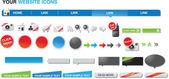 A set of design elements for webdesign