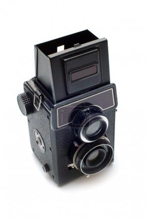 Old soviet medium format camera