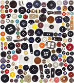 Buttons - set