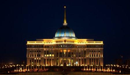 Ak Orda Presidential Palace in Astana