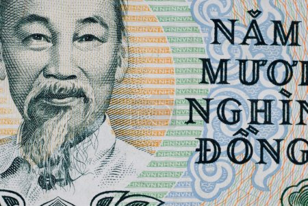 Vietnamese 50000 Dong