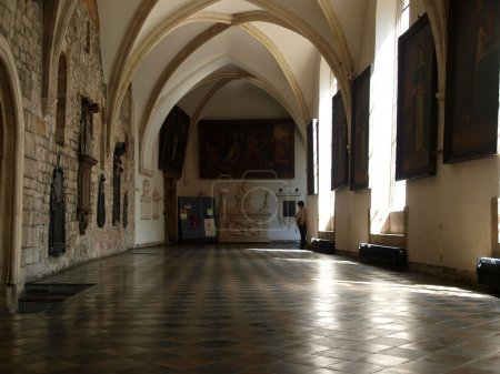 Cracow - The Holy Trinity Church
