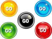 Go buttons