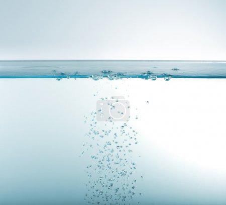 Photo pour Fond d'eau - image libre de droit