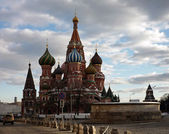 St Basils Cathedral in Red Square