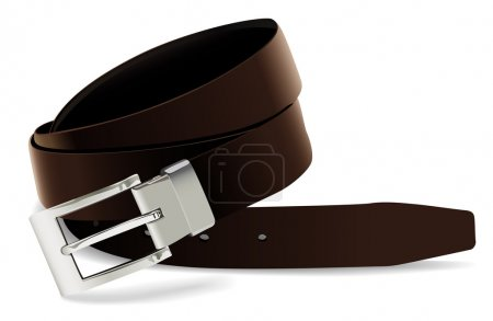 Vector illustration of a Belt