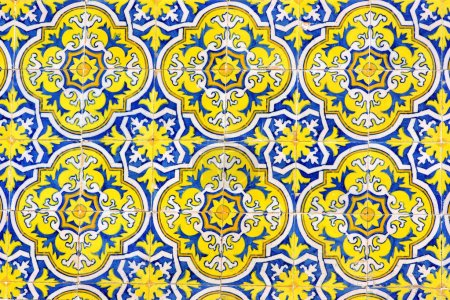 Portuguese tiles.
