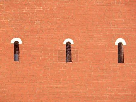 Three windows...