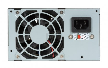 Computer Power Supply and Fan