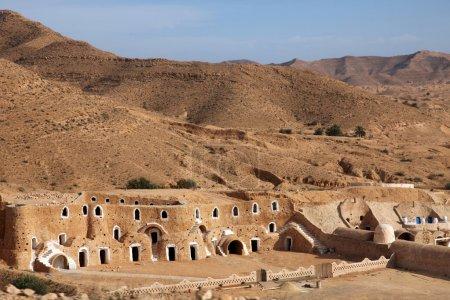 Bedouin house