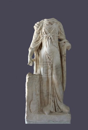 Statue, Carthage