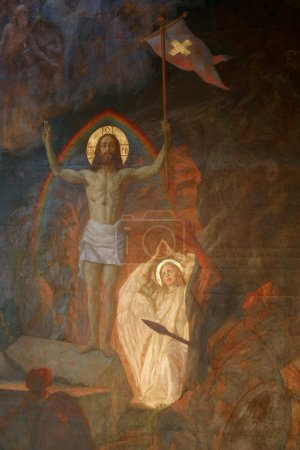 Photo for Risen Christ - Royalty Free Image