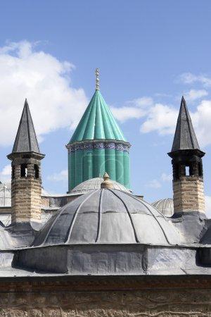 Konya Turkey, Mevlana museum