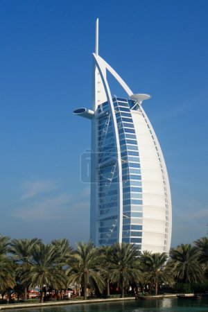 Photo pour Unit de Dubai, Emirats Arabes Unis - burj al arab - image libre de droit