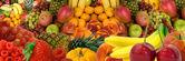 "Постер, картина, фотообои ""Fruit Panorama"""