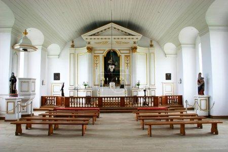 18th Century Chapel Interior