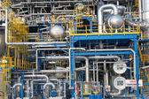 Heavy industry installation