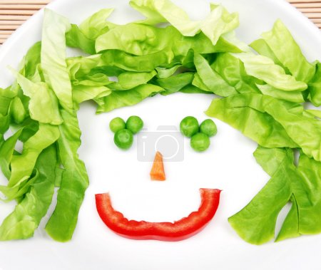 Photo for Vegetarian healthy food - Royalty Free Image